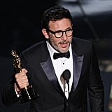 Michel Hazanavicius won the best director award for his work on The Artist.