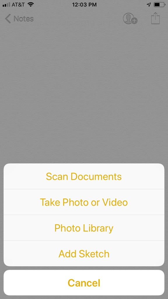 I Was Today Years Old When I Learned You Can Scan Documents on an iPhone Using the Notes App