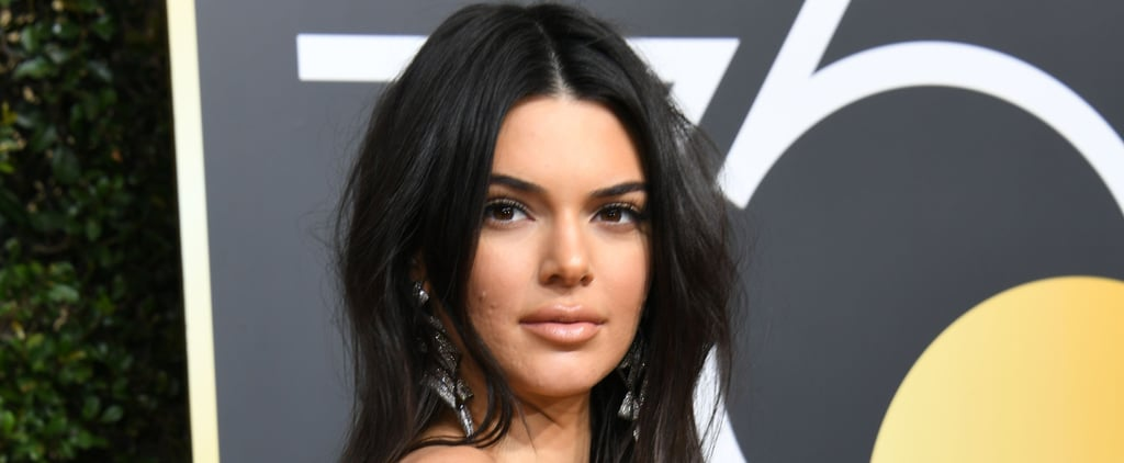 Kendall Jenner Responds to Comments About Acne