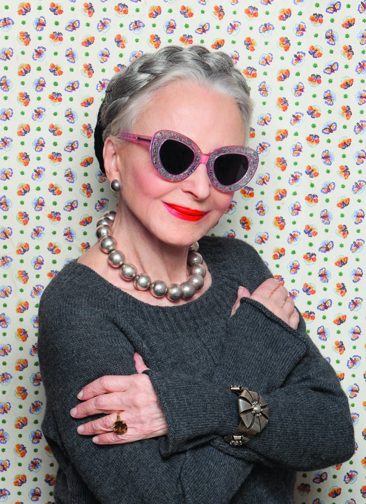 All Ages Gig: Karen Walker Shows Her Advanced Style