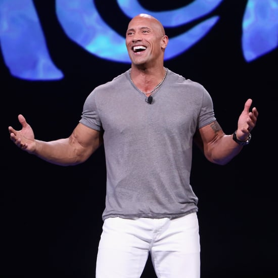 Dwayne Johnson Giving Prize Money on HQ Trivia