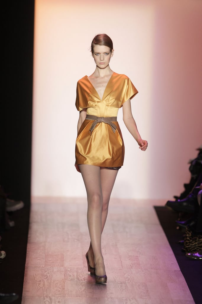 New York Fashion Week, Fall 2008: BCBG Max Azria