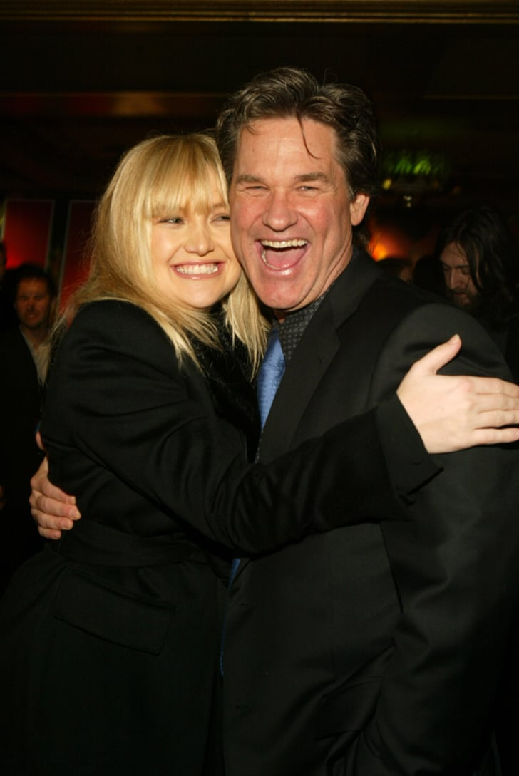 S And B Filters >> Kurt Russell and Goldie Hawn Family Pictures | POPSUGAR ...