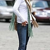 12. The Skinny Scarf