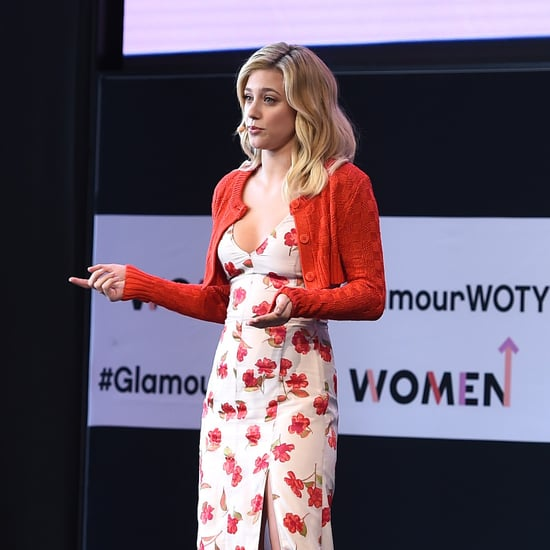 Lili Reinhart Speech Glamour Women of the Year Summit 2018