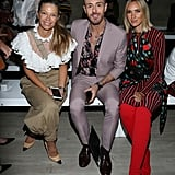 Celebrity Front Row Pictures Sydney Fashion Week 2018