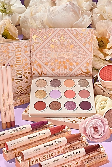 Get a Peek at ColourPop's So Very Lovely Makeup Collection