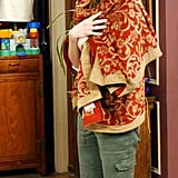 Rachel Green Wearing Combat Trousers on Friends