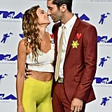 Laura Perlongo and Nev Schulman