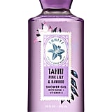 Bath and Body Works Pink Lily and Bamboo Shower Gel
