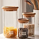 Bodum Glass + Cork Storage Jar