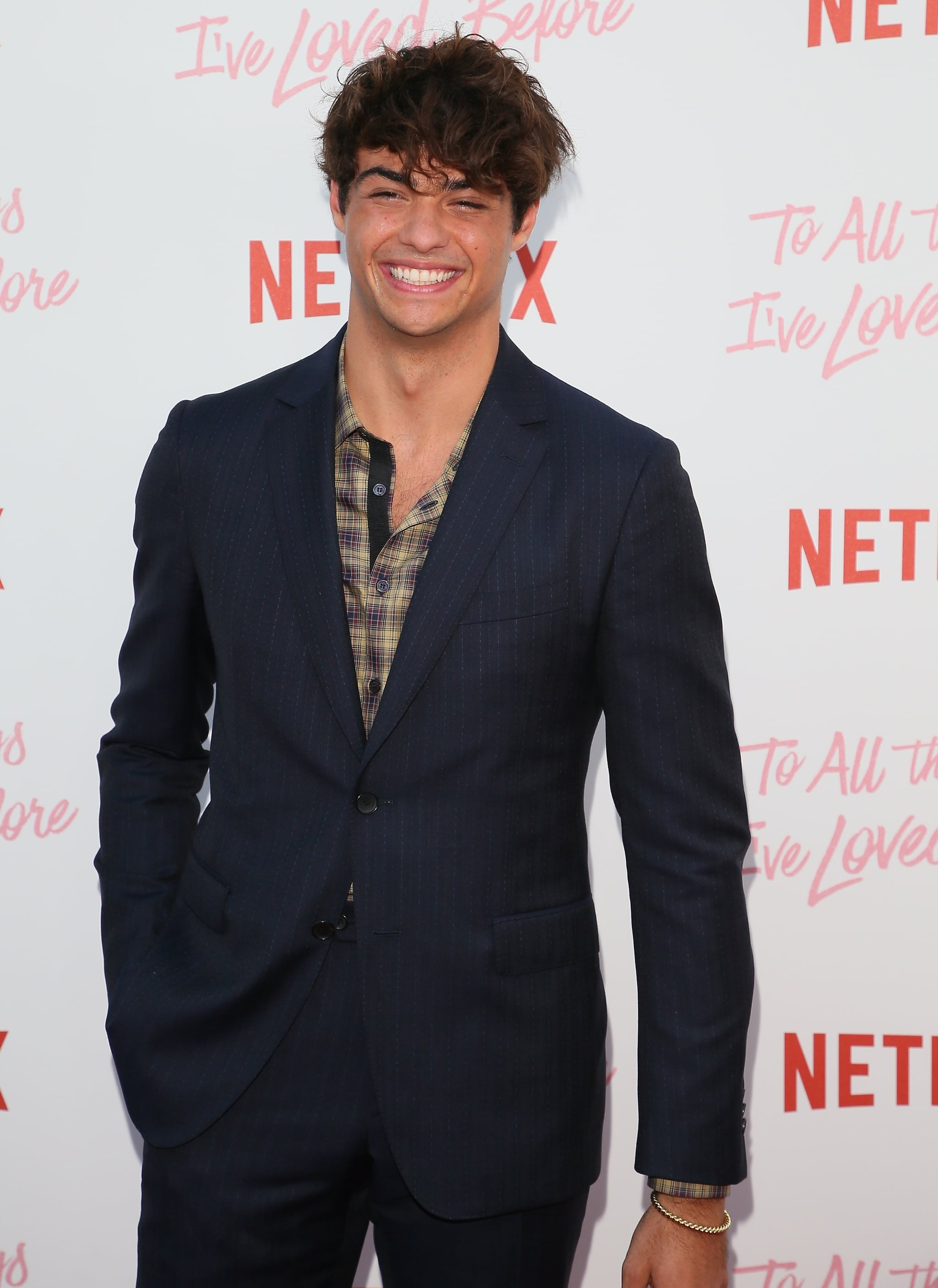 CULVER CITY, CA - AUGUST 16: Noah Centineo attends the Screening Of Netflix's 'To All The Boys I've Loved Before' - Arrivals at Arclight Cinemas Culver City on August 16, 2018 in Culver City, California. (Photo by JB Lacroix/WireImage)