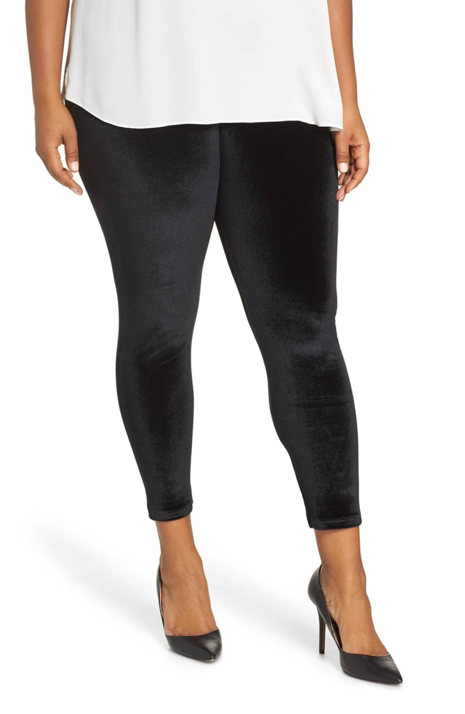 18ae0b357002f Hue Velvet Leggings | Best Black Leggings For Work | POPSUGAR ...