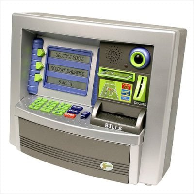 atm machine bank