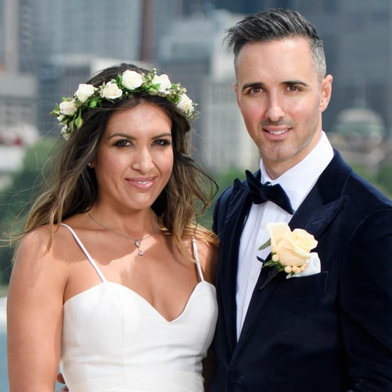 Nadia and Anthony's Wedding Pictures Married at First Sight