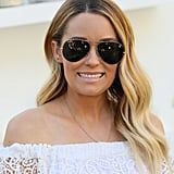 Lauren Conrad's First Maternity Dress Says a Lot About Her Future Style
