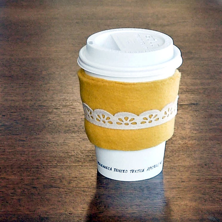 Hot-Cup Sleeves