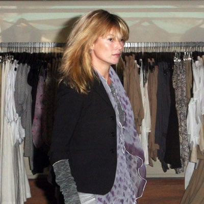 Kate Moss Shopping in LA