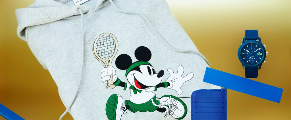 Lacoste Disney Anniversary Collection 2018