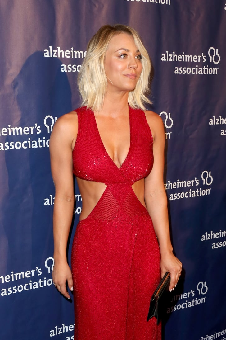 Kaley Cuoco At Alzheimer S Association Charity Event 2016