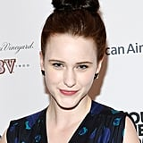 Rachel Brosnahan With Brown Hair In 2013