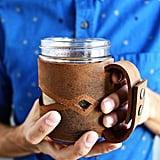DIY Mason Jar Sleeve