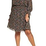 Rachel Rachel Roy Floral-Print Dress