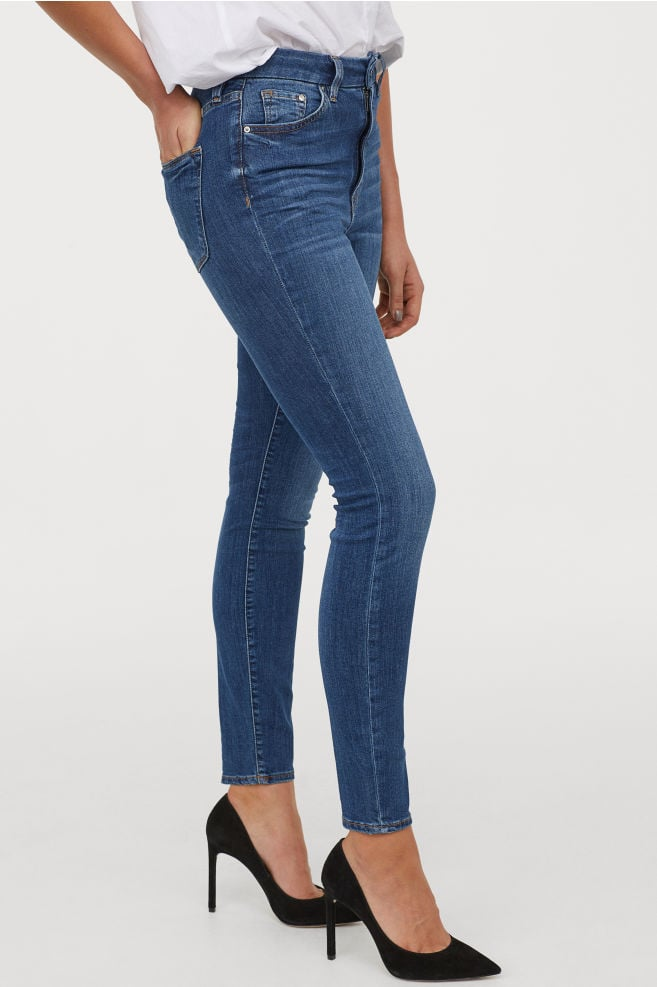 Embrace High Ankle Jean