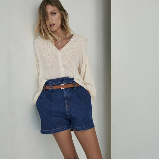 The Best Jean Shorts at Zara