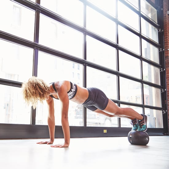 When To Use Light And Heavy Weights Popsugar Fitness