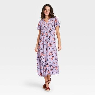 Knox Rose Short Sleeve Dress