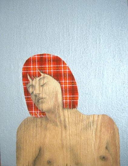 Monica in Plaid by Trevoroneil on Etsy ($700)
