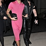 Celebrity Pictures at Louis Vuitton Marc Jacobs Exhibit Opening: Kristen Stewart, Gwyneth Paltrow and More