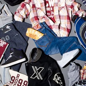 Fab Flash: HMV to Sell Clothes