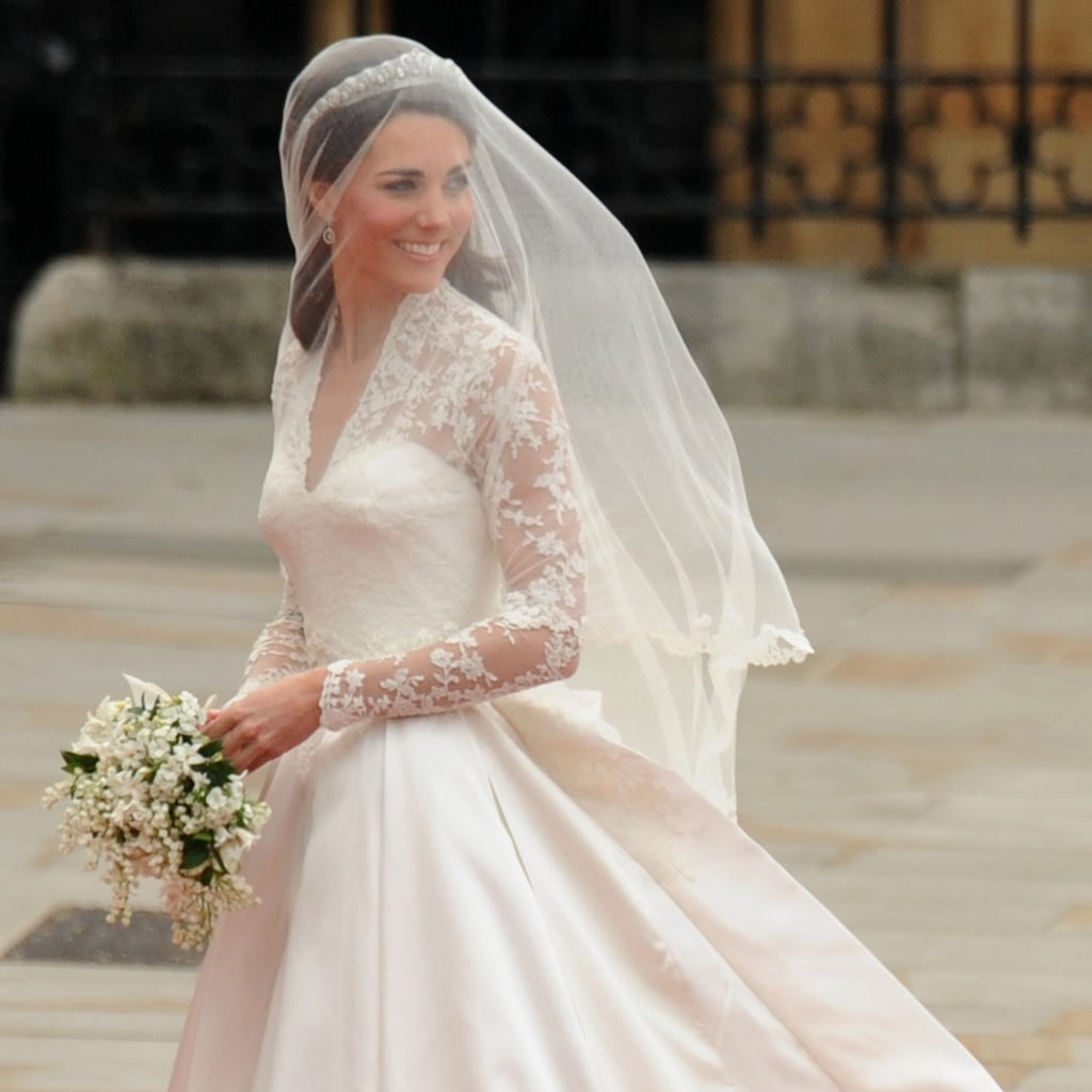 Perfume Did Duchess of Cambridge Wear on Her Wedding Day?