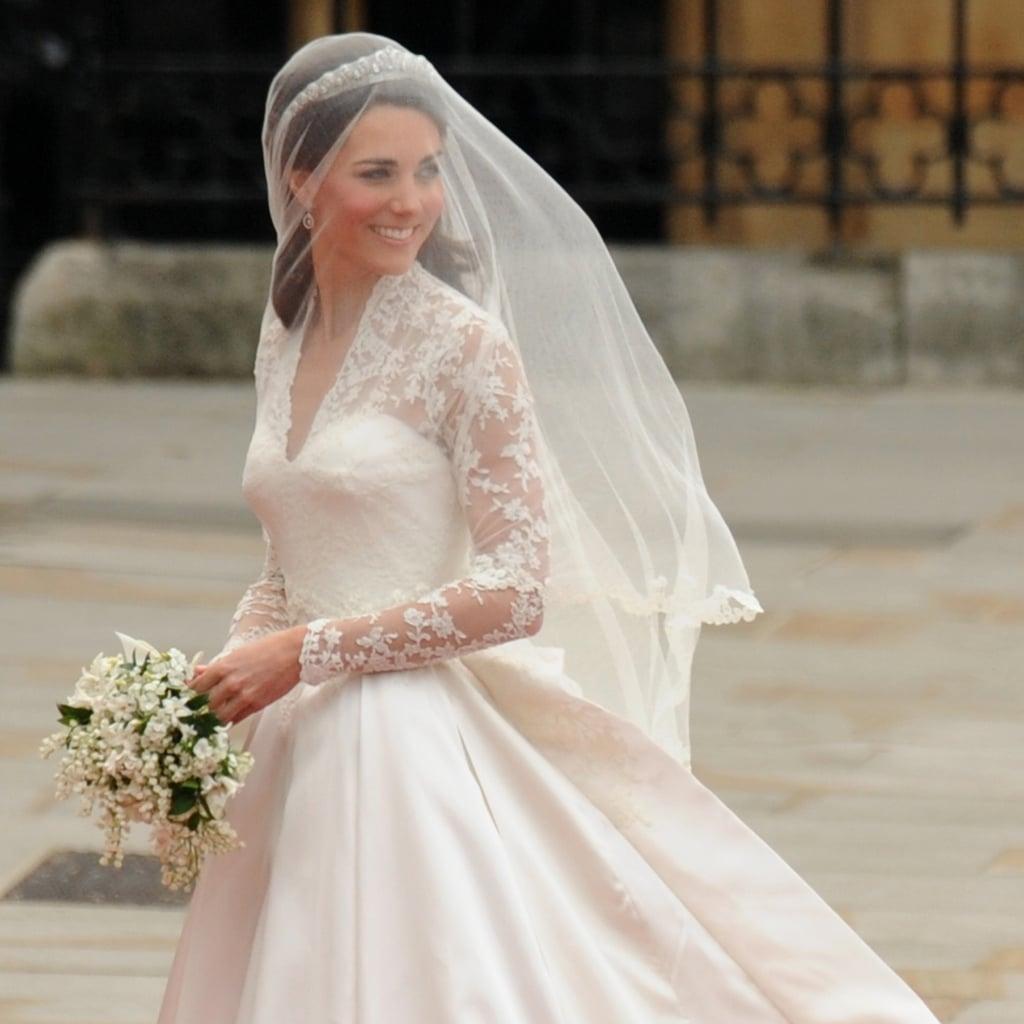 Perfume Did Duchess of Cambridge Wear on Her Wedding Day?
