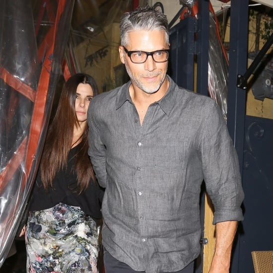 Jennifer Aniston With Sandra Bullock and Bryan Randall in LA
