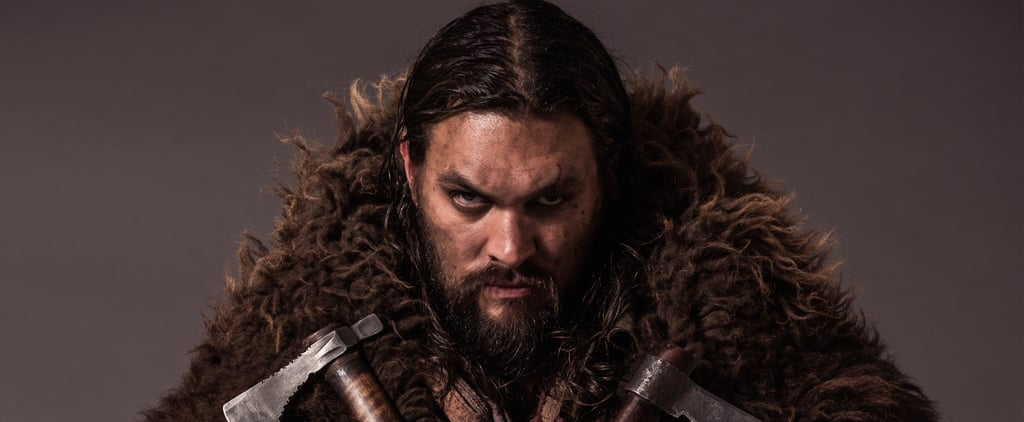 Pictures of Jason Momoa in Frontier