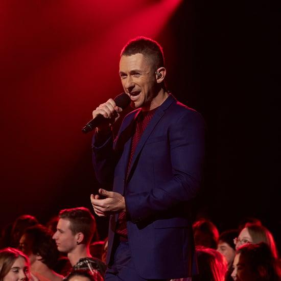 The X Factor Australia 2015 Elimination Interview Dan Hamill