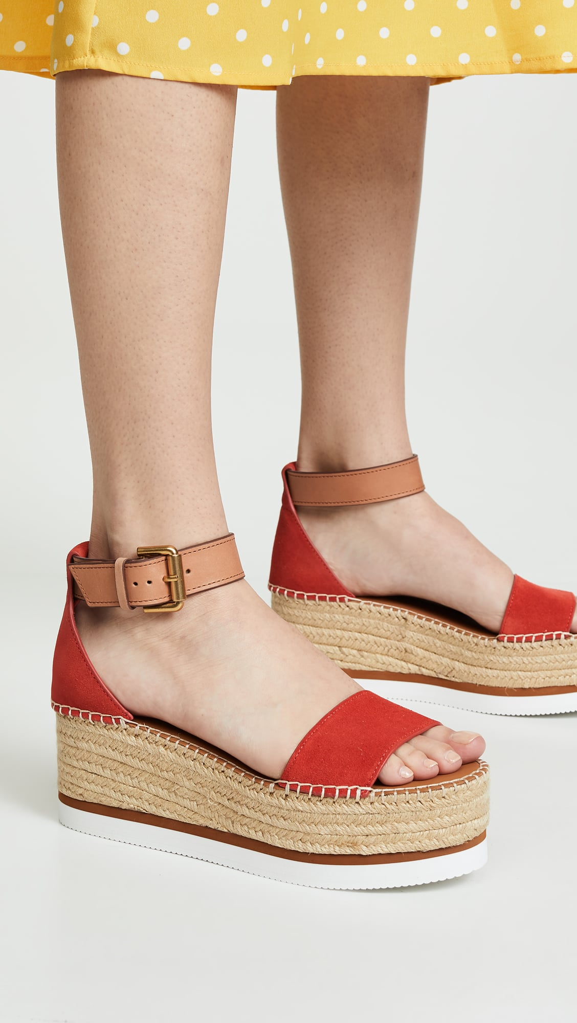 0d32cd69283 See by Chloe Glyn Mid Wedge Espadrilles | The 34 Hottest Spring ...