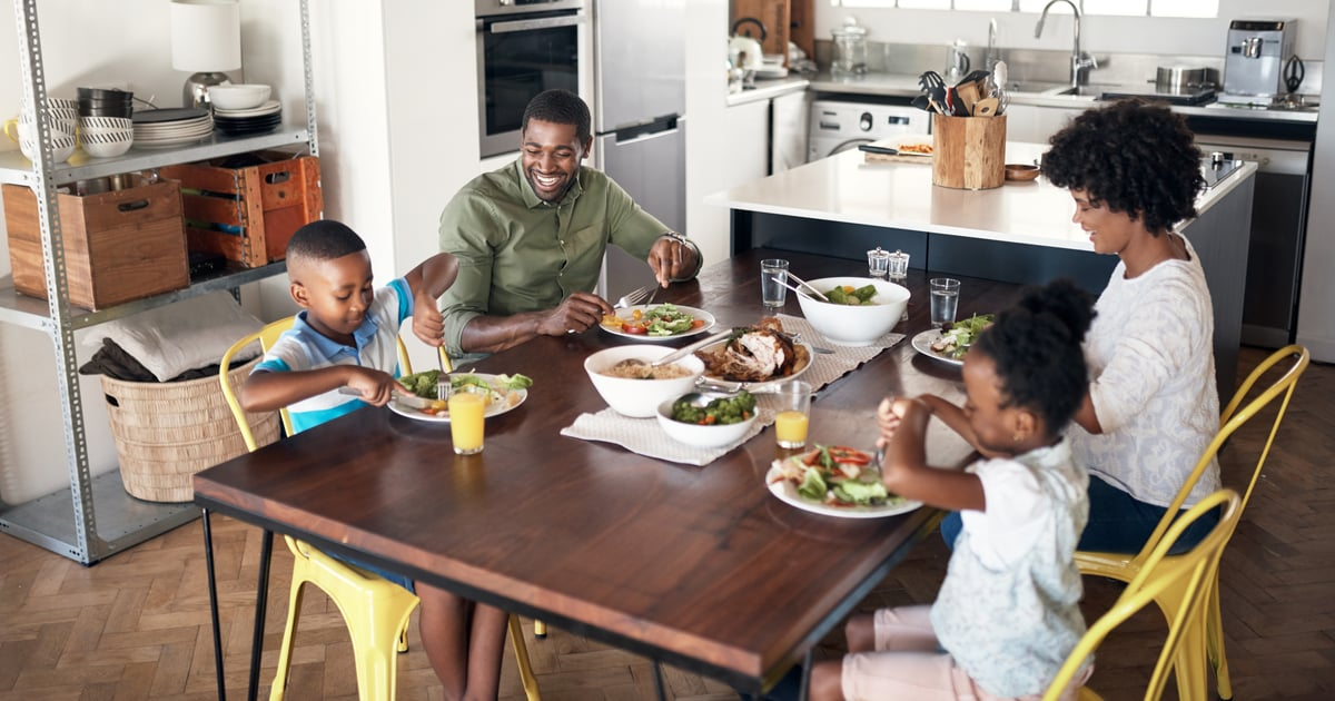3 Things to Say to Your Kids to Promote Positive, Intuitive Eating