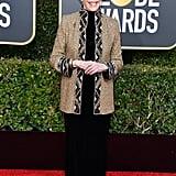 Carol Burnett at the 2019 Golden Globes