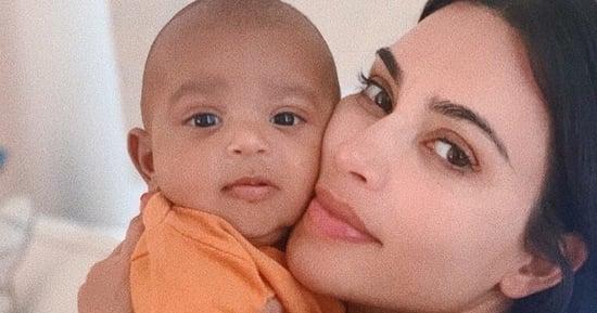 Did Kylie Jenner Name Kim Kardashian's Son Psalm?