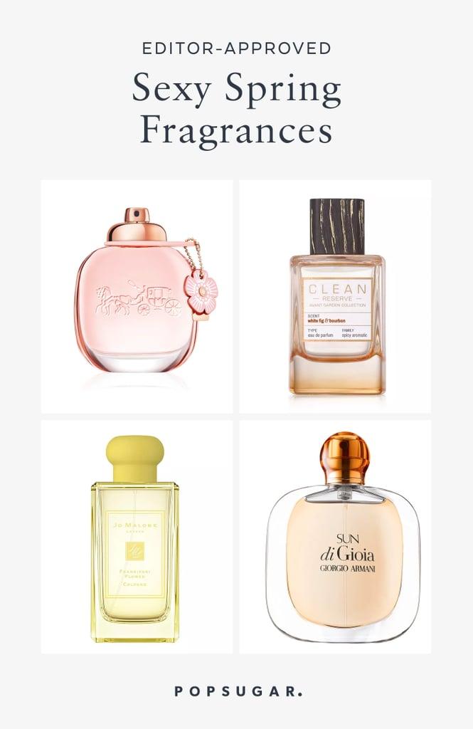 Sexy Spring Fragrances