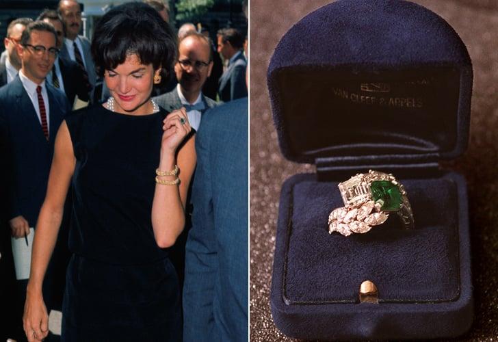 Jackie Kennedy Pierścionek zaręczynowy