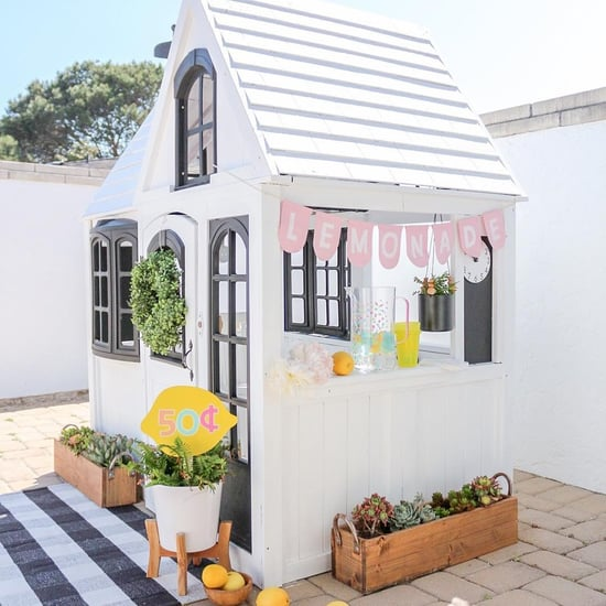 Outdoor Playhouse Ideas For Kids
