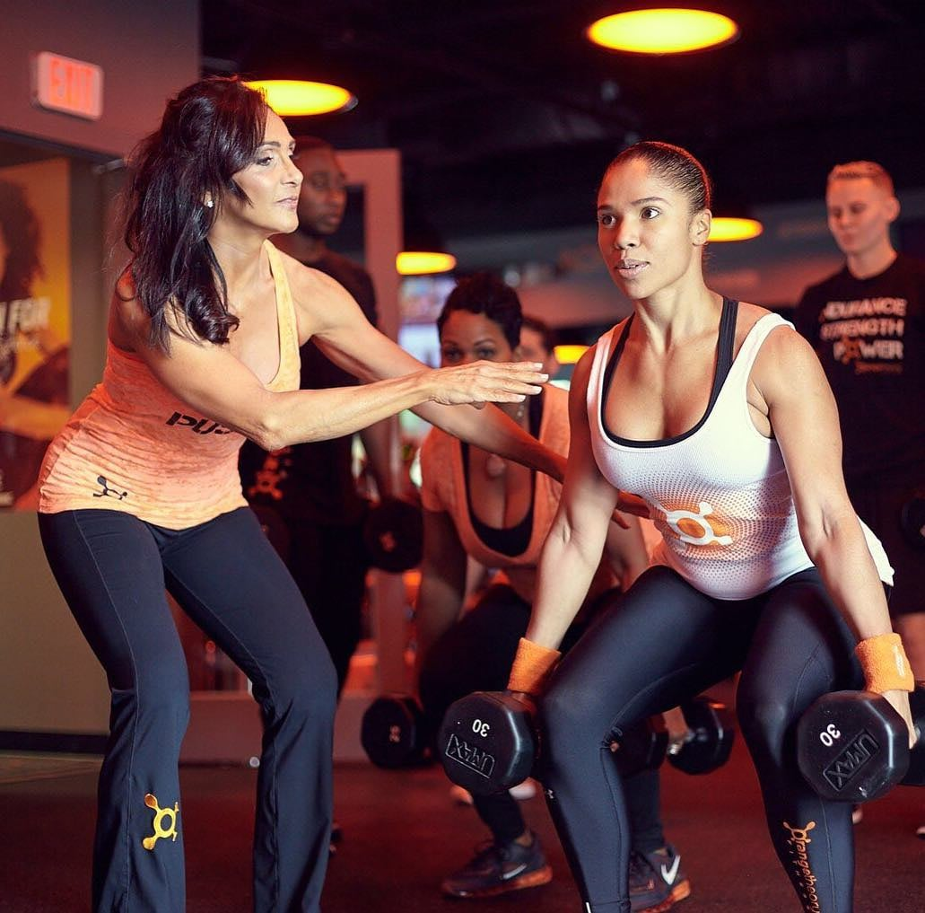 orangetheory fitness studios seem to be everywhere these days the eye catching logo bright colors and sleek studio formats seem to beckon you in