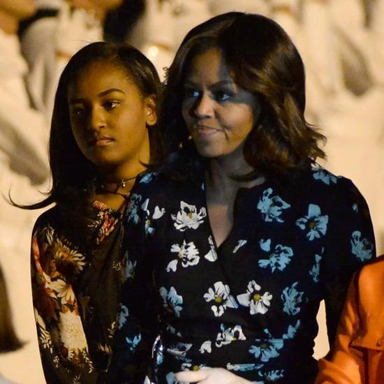 Michelle, Malia, and Sasha Obama in Morocco 2016 | Pictures