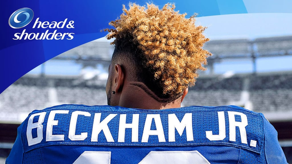 Odell Beckham, Jr. For Head & Shoulders