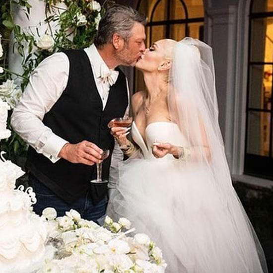 See Blake Shelton and Gwen Stefani's Cute Wedding Pictures